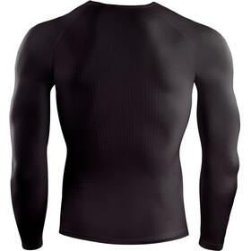 Compressport Koszulka termiczna z długim rękawem 3D Mężczyźni, black